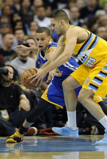 Warriors-Nuggets Preview