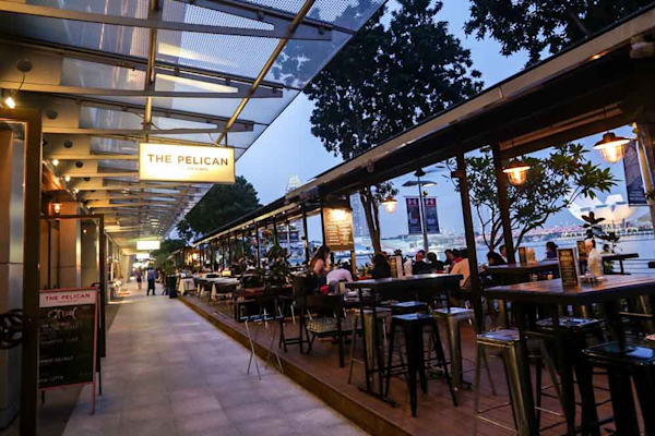 Pierside Kitchen And Bar Singapore
