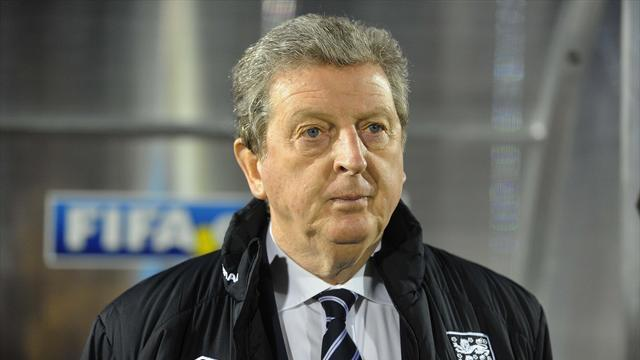 World Cup - Hodgson: We could face play-off