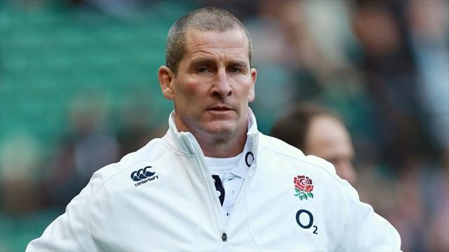Rugby - Lancaster encouraged by England progress