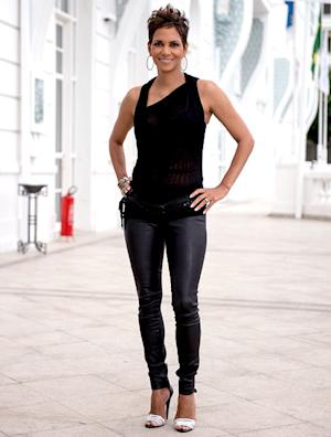 """Halle Berry on Second Pregnancy: """"Mama Cannot Take Time Off!"""""""