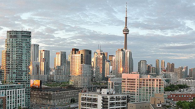 how to get to new market from toronto