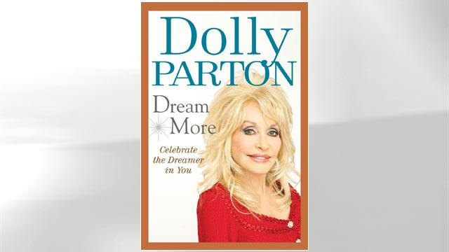 Book Excerpt: Dolly Parton's 'Dream More'