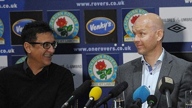 Championship - Judge slams 'woefully inadequate' Blackburn in Berg pay dispute
