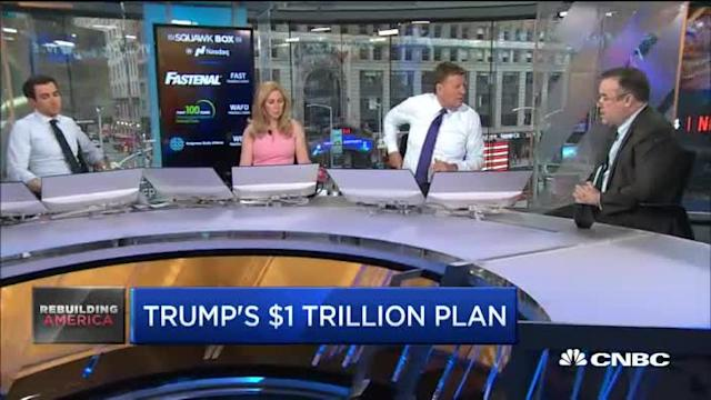 50 projects Trump should consider to rebuild America: CEO