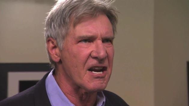 "[WATCH] Harrison Ford Will See That 'Wookiee Sack of S#@!' Chewbacca ""In Hell!"""