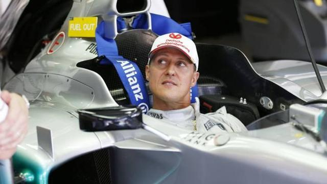 Schumacher tops FP1, Chinese driver makes history