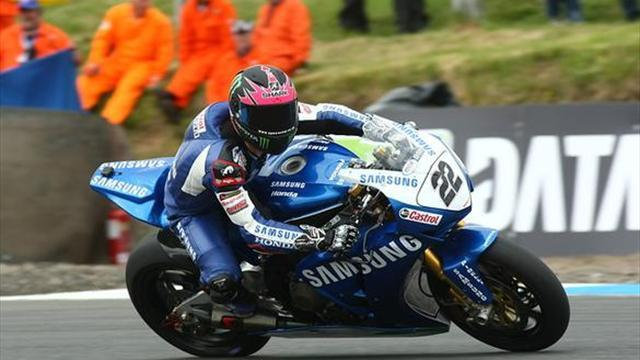 Superbikes - Knockhill BSB: 'Areas to work on' for Lowes