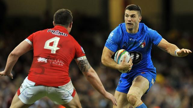 Rugby League - Rampant Italy thrash Wales