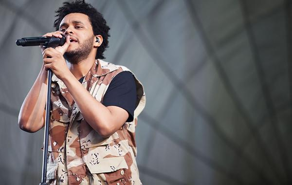 The Weeknd Previews Three-Disc Debut, 'Trilogy'