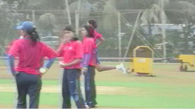 India's women cricketers bat away barriers