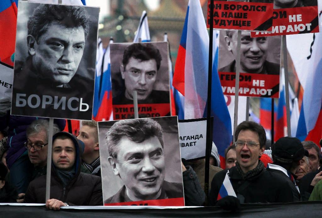 Kerry: US seeks 'transparent, real' probe into Nemtsov murder