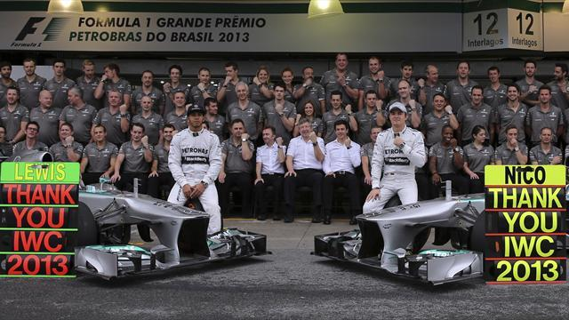 Formula 1 - Mercedes confident in new structure