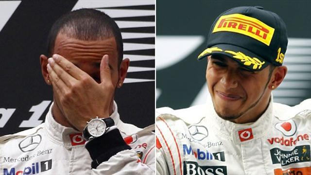 Have your say: Will Hamilton win at Mercedes?