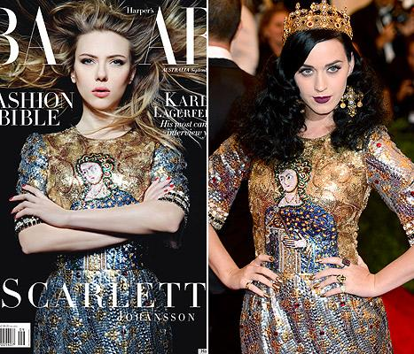 Who Wore It Best: Scarlett Johansson or Katy Perry?
