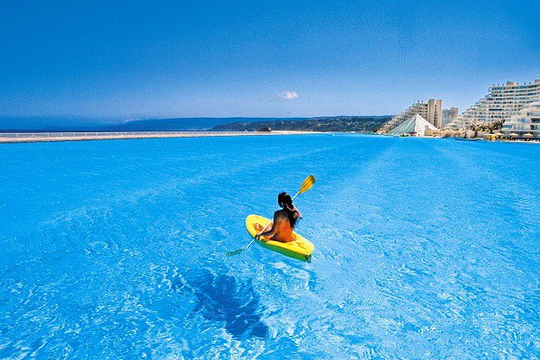 Error for San alfonso del mar swimming pool