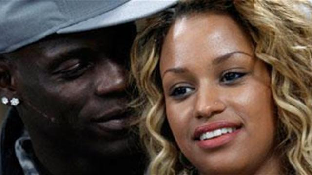 Serie A - Balotelli offers girlfriend to Real Madrid