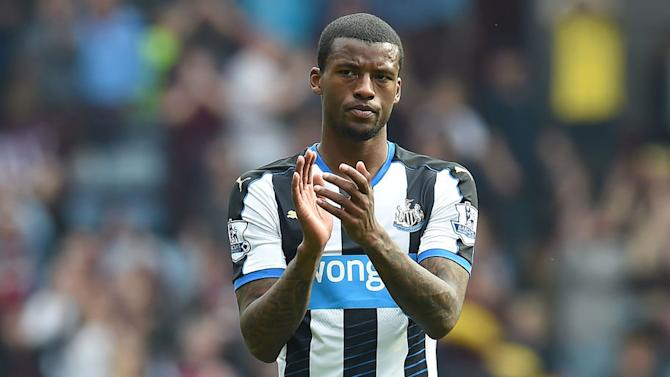 Gini Wijnaldum Reveals Reason Why He Can't Discuss Future at Newcastle Yet