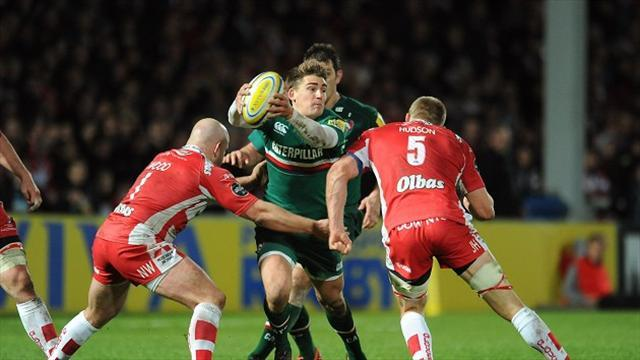 Premiership - Clinical Flood punishes Gloucester