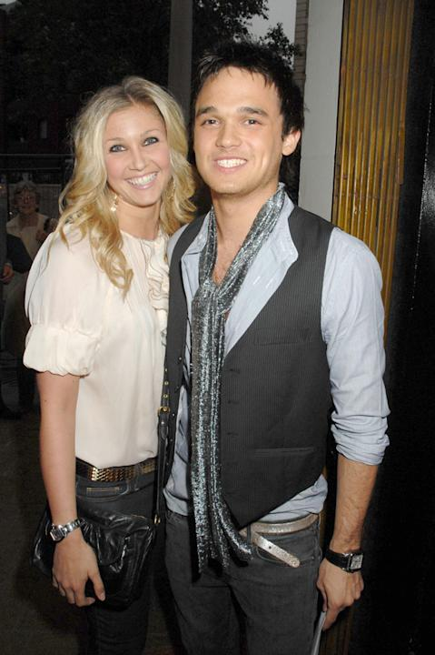 """Celebrity splits 2012: Gareth Gates and his wife Suzanne Mole announced that they were divorcing after three years of marriage in October. They released the following statement: """"Despite our efforts o"""