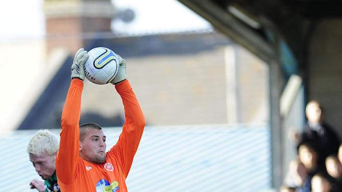 Bobby Olejnik kept 20 clean sheets for Torquay last season