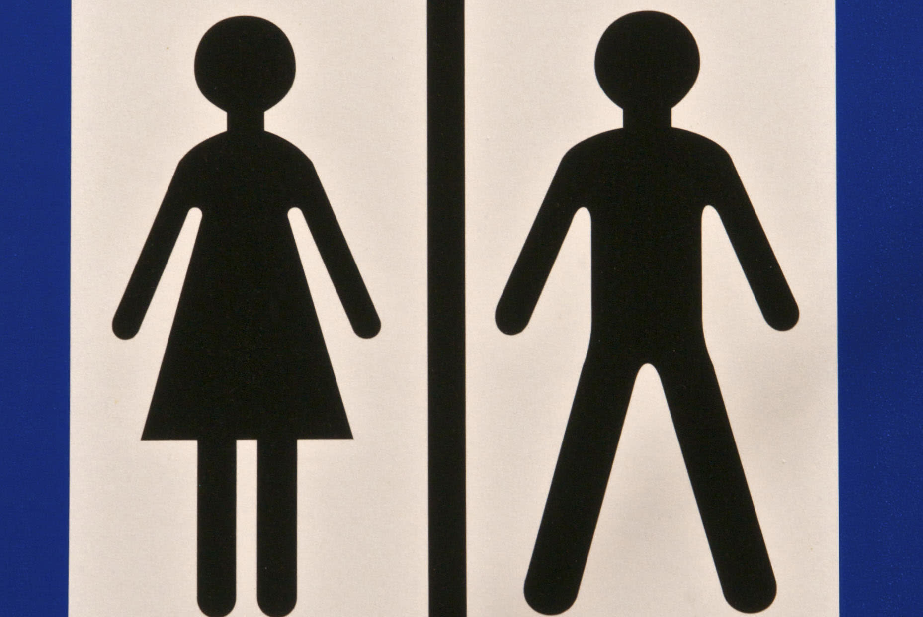 'It Was Never a Dress' Ingeniously Updates Women's Room Symbol