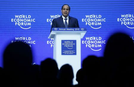 Egyptian prosperity, not protests, could define Sisi rule