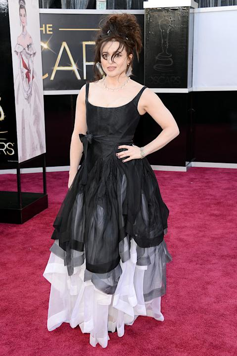 85th Annual Academy Awards - Arrivals: Helena Bonham Carter