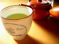 Green tea used in treating cancer patients