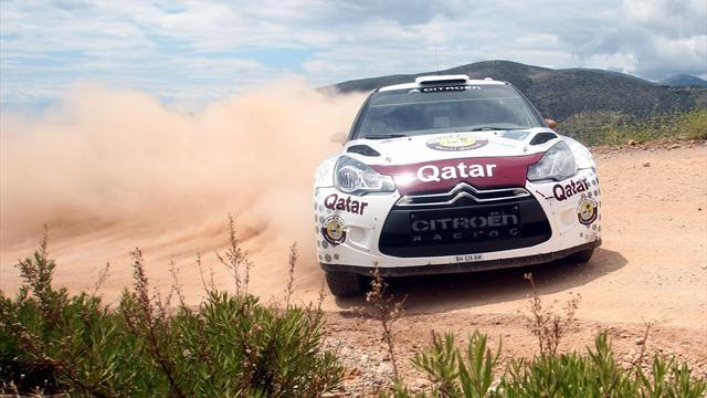IRC - Al-Attiyah wins last three stages to win in Cyprus