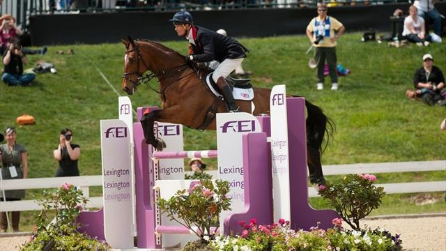 Equestrian - Fox-Pitt sitting fourth after first day at Badminton