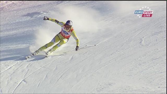 Alpine Skiing - Svindal fastest in Kitzbuehel training
