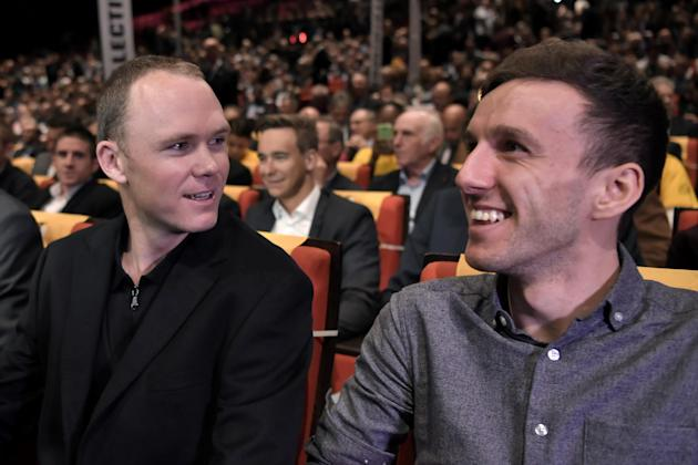 Cycling - Get tough on medical exemptions, says Froome