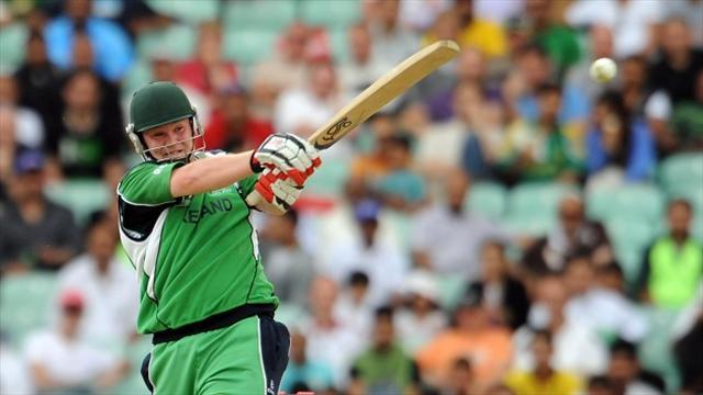Cricket - Australia A on top at Stormont