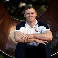 Chris Ashton is looking forward to getting back into action for England