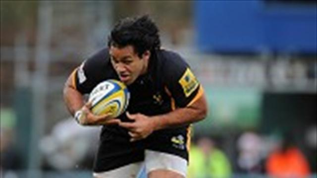 Rugby - Sarries snap up Vunipola and Johnston