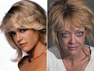 "Lisa Robin Kelly, famous for playing bombshell sister Laurie Forman on ""That 70's Show,"" got pinched last week for misdemeanor assault. Her 61-year-old husband was also charged with misdemeanor assault after police responding to a domestic call at the couple's home."