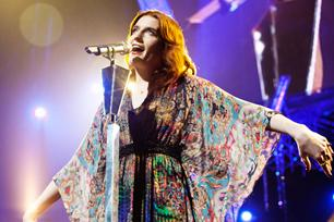 Florence Welch Floored By 'Surreal' Life