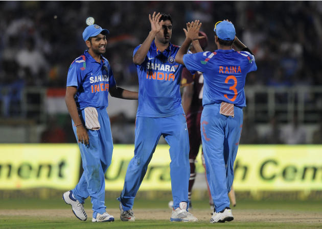 India v West Indies 2nd ODI - Vishakhapatnam