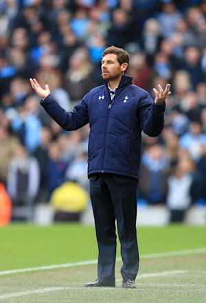 Andre Villas-Boas did not want to 'mar the performance' of Spurs over report of offensive chanting
