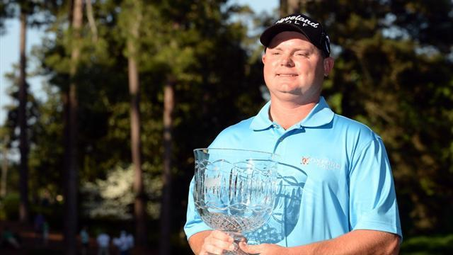 The Masters - Potter Jr. wins Masters Par-3 Contest in play-off