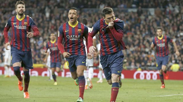 Liga - Messi: Barca were extraordinary
