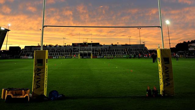 European Challenge Cup - Falcons stroll to victory