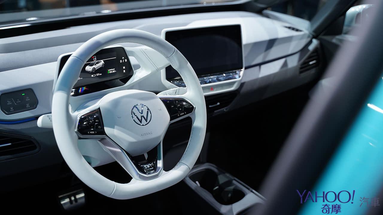 【2019法蘭克福車展】Volkswagen純電車型ID.3正式發表!