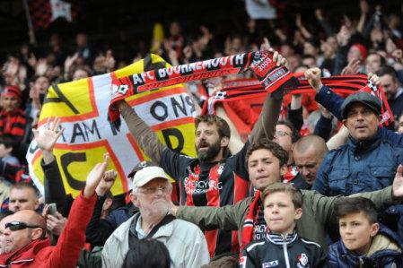 Soccer - Sky Bet Championship - Charlton Athletic v AFC Bournemouth - The Valley