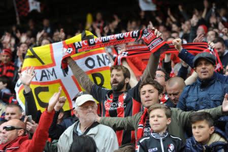 Soccer - Sky Bet Championship - Charlton Athletic v AFC Bournemouth - The Valley