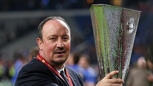 Serie A - Neymar bids accepted, Benitez set for Napoli