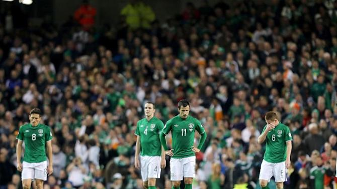 Twelve months on: A look back at Ireland's 6-1 defeat to Germany