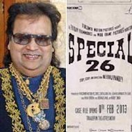 Bappi Lahiri To Sing A Number For 'Special Chabbis'