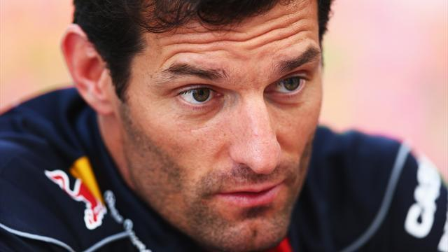 Formula 1 - Red Bull: Webber judged exit perfectly